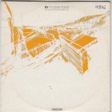 CDs de Música: NIÑOS MUTANTES CD EL SOL DE INVIERNO 2002. Lote 179257603