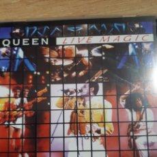 CDs de Música: QUEEN LIVE MAGIC. Lote 165864929