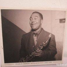 CDs de Música: CHARLIE PARKER. RETROSPECTIVE 1940-1953. 3 CD. 2005 SAGA. CONTIENE LIBRILLO VER FOTOS. Lote 165872146