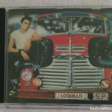 CDs de Música: LOQUILLO Y TROGLODITAS (EL RITMO DEL GARAJE) CD. Lote 165893922