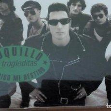 CDs de Música: LOQUILLO Y TROGLODITAS / MALDIGO MI DESTINO (CD SINGLE CAJA PROMO 1994. Lote 165896190