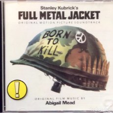 CDs de Música: FULL METAL JACKET. B.S.O.. Lote 165912277