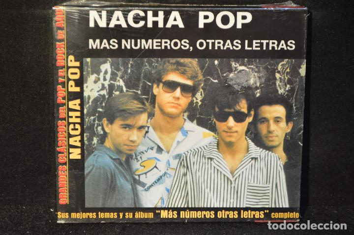 NACHA POP - MAS NUMEROS, OTRAS LETRAS - CD (Música - CD's Pop)