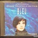 CDs de Música: ZBIGNIEW PREISNER - TROIS COULEURS: BLEU (BANDE ORIGINALE DU FILM) - CD. Lote 165949474