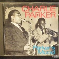 CDs de Música: CHARLIE PARKER - PARKER´S MOOD - CD. Lote 165951802