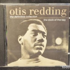 CDs de Música: OTIS REDDING ‎- THE DOCK OF THE BAY -THE DEFINITIVE COLLECTION - CD. Lote 165952518