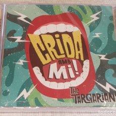 CDs de Música: THE TARGARIANS / CRIDA AMB MI ! CD - MMM MUSIC / 10 TEMAS / PRECINTADO.. Lote 165959154