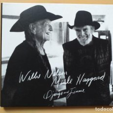CDs de Música: WILLIE NELSON MERLE HAGGARD - DJANGO AND JIMMIE. (CD). Lote 165960234