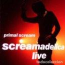 CDs de Música: PRIMAL SCREAM - SCREAMADELICA LIVE - 2XCD + DVD. Lote 165997798