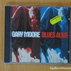 CDs de Música: GARY MOORE - BLUES ALIVE - CD. Lote 166026626