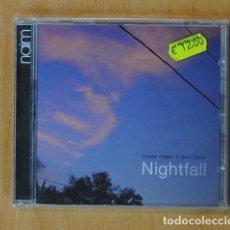 CDs de Música - CHARLIE HADEN & JOHN TAYLOR - NIGHTFALL - CD - 166028530