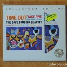 CDs de Música: THE DAVE BRUBECK QUARTET - COLLECTOR S EDITION - CD. Lote 166029113