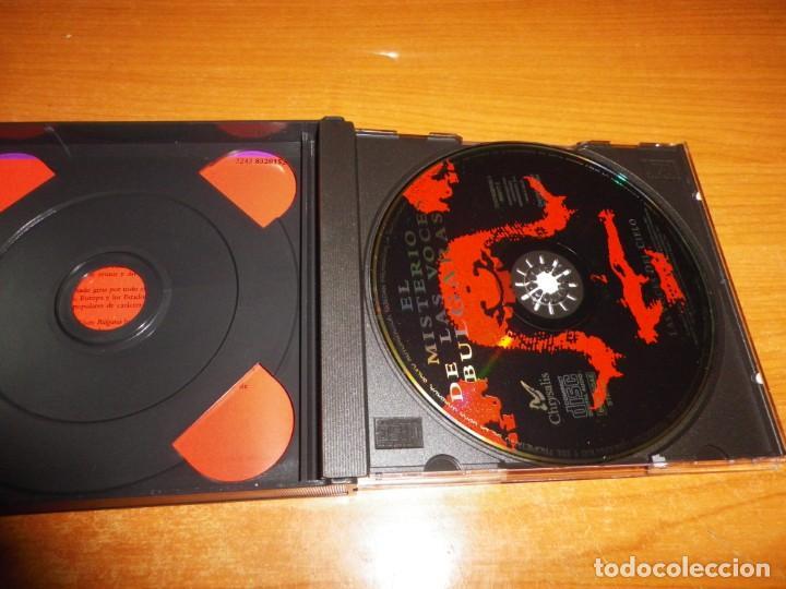 CDs de Música: EL MISTERIO DE LAS VOCES BULGARAS Las voces del cielo DOBLE CD ALBUM 1994 POLEGNALA E TODORA 2 CD - Foto 3 - 166036334