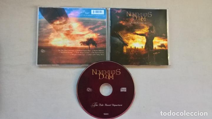 MUSICA CD: NOVEMBERS DOOM - THE PALE HAUNT DEPARTURE (ABLN)