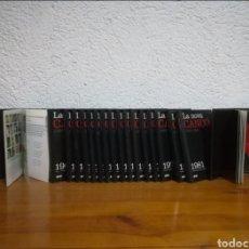 CDs de Música: COLECCIÓ COMPLETA 50 CDS + LLIBRE LA NOVA CANÇÓ 1965 - 1982 DEL DIARI AVUI PERFECTE I COMPLET. Lote 166113002