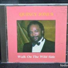 CDs de Música: QUINCY JONES - WALK ON THE WILD SIDE - CD. Lote 166119542