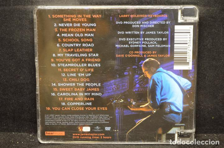 James taylor - one man band -cd - Sold through Direct Sale - 166121974