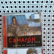 CDs de Música: 2 CDS DE CAMARÓN DE LA ISLA. Lote 166124545