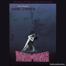 CDs de Música: YOUNGER AND YOUNGER / HANS ZIMMER CD BSO. Lote 218445590