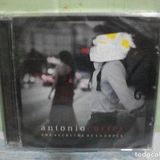 CDs de Música: ANTONIO CORTES - LOS SECRETOS DE LA COPLA - CD ALBUM PRECINTADO PEPETO. Lote 166214566