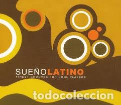 SUEÑO LATINO FINEST GROOVES FOR COOL PLAYERS, VARIOS AUTORES (Música - CD's New age)