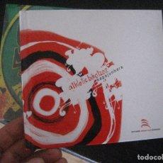 CDs de Música: CD ATHLETIC CLUB BILBAO. ATHLETIC BIHOTZEZ. KEPA JUNKERA. 2004. NUEVO. FUTBOL. Lote 165496322