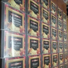 CDs de Música: LOTE DE 36 CD'S DE LA COLECCIÓN HITS CLÁSSICAL. MÚSICA CLÁSICA. . Lote 166284734