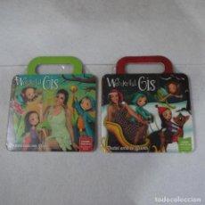 CDs de Música: WONDERFUL GIS - DE EXCURSIÓN CON GISELA Y NADAL AMB GISELA - CD+LIBRITO PRECINTADO. Lote 166292201