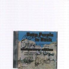 CDs de Música: DEEP PURPLE IN ROCK. Lote 166314974