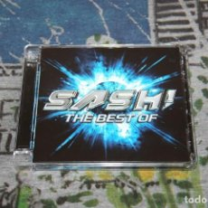 CDs de Música: SASH! - THE BEST OF - 2 CD'S - HARD2BEAT RECORDS - H2BCD02. Lote 166317506
