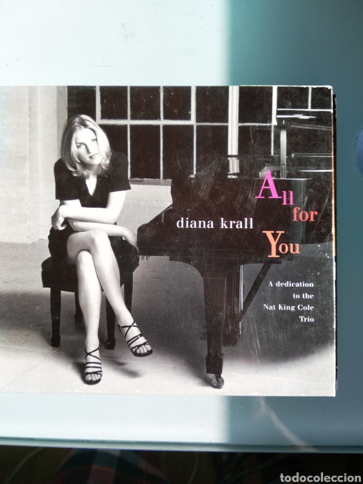 Diana Krall All For You A Dedication To The Buy Cd S Of Jazz Blues Soul And Gospel Music At Todocoleccion 166350870