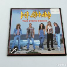 CDs de Música: DEF LEPPARD: TWO STEPS BEHIND SINGLE CARTON CD . Lote 166367334