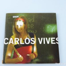 CDs de Música: CARLOS VIVES CARITO DON'T TELL ME NO SINGLE CARTON CD . Lote 166368266