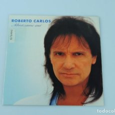 CDs de Música: ROBERTO CARLOS / ABRAZAME AS SINGLE CARTON PROMO CD . Lote 166371126