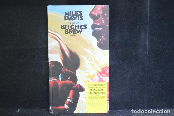 MILES DAVIS - THE COMPLETEBITCHES SESSIONS - 4 CD (Música - CD's Jazz, Blues, Soul y Gospel)