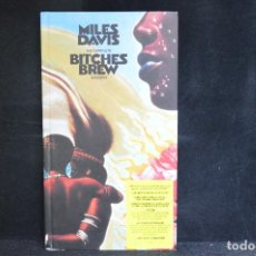 CDs de Música: MILES DAVIS - THE COMPLETEBITCHES SESSIONS - 4 CD. Lote 166374190