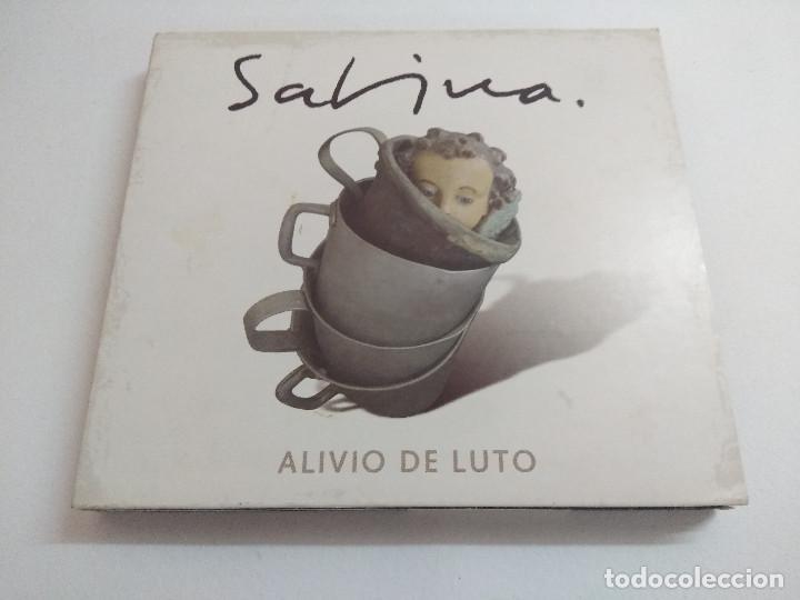 CD + DVD SABINA/ALIVIO DE LUTO. (Música - CD's Rock)