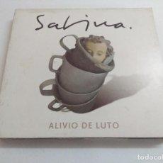 CDs de Música: CD + DVD SABINA/ALIVIO DE LUTO.. Lote 166381694