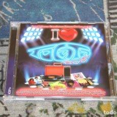 CDs de Música: I LOVE TOCATA 80'S - 2 CD'S - BLANCO Y NEGRO - MXCD 2361 CB. Lote 166397134