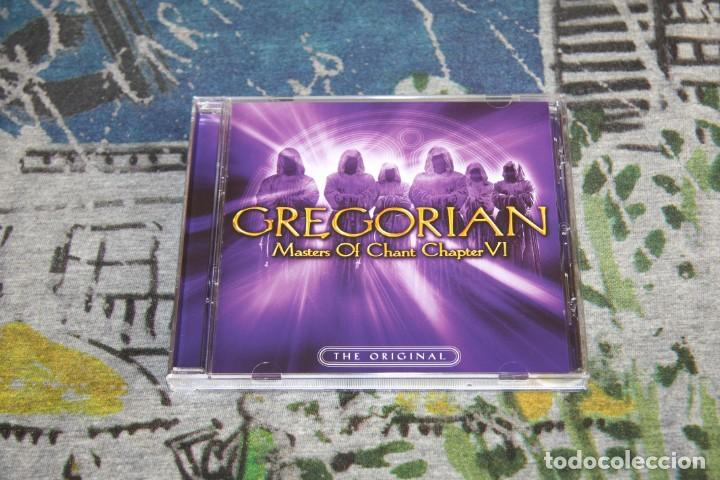 GREGORIAN - MASTERS OF CHANT CHAPTER VI - EDEL RECORDS - 0184482ERE - CD (Música - CD's World Music)