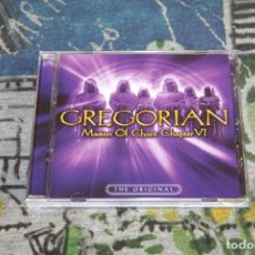 CDs de Música: GREGORIAN - MASTERS OF CHANT CHAPTER VI - EDEL RECORDS - 0184482ERE - CD. Lote 166397634