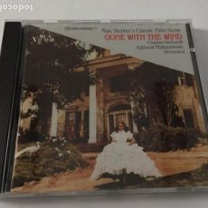 CDs de Musique: GONE WITH THE WIND MAX STEINER. Lote 166412142