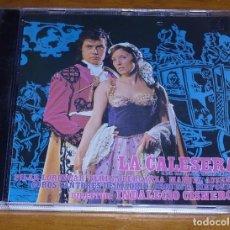CDs de Música: LA CALESERA - TERESA BERGANZA - ZARZUELA - CD. Lote 166494850