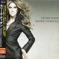 CDs de Música: CELINE DION - TAKING CHANCES - CD PROMO - JAPAN 2007 - EPIC - EICP 875. Lote 166497438