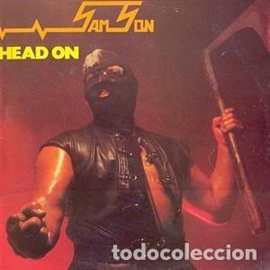 SAMSON - HEAD ON (Música - CD's Heavy Metal)