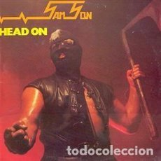 CDs de Música: SAMSON - HEAD ON. Lote 166539238