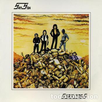 SAMSON - SURVIVORS (Música - CD's Heavy Metal)