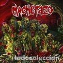 CDs de Música: MACHETAZO - MUNDO CRIPTA - 2008 THRONE RECORDS LIMITED EDITION OF 1000 COPIES. Lote 166539374