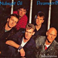 CDs de Música: MIDNIGHT OIL - DREAMWORLD - CD. Lote 166550390