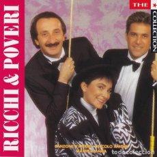 CDs de Música: RICCHI & POVERI - THE COLLECTION - CD. Lote 166554818